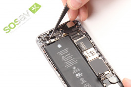 comment reparer iphone 6