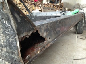 comment reparer chassis 4l photo 2
