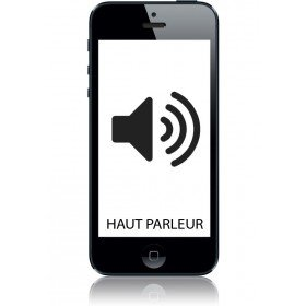 comment reparer haut parleur iphone 5
