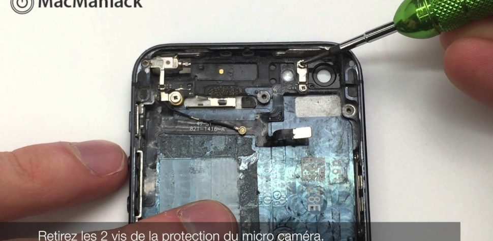 comment reparer iphone 5 photo 3