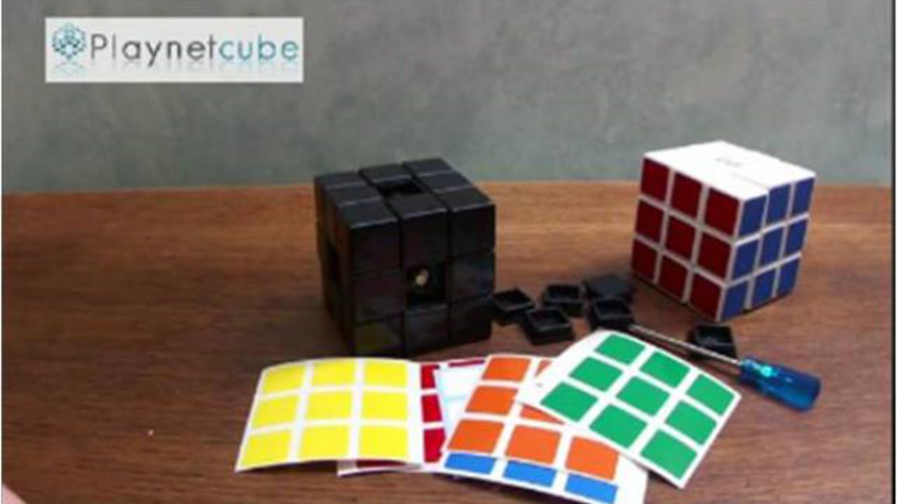 comment réparer rubik's cube photo 2