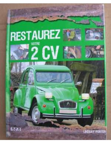 comment reparer une 2cv photo 2