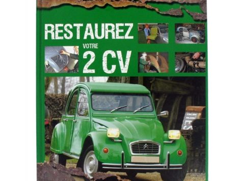 comment reparer une 2cv photo 3